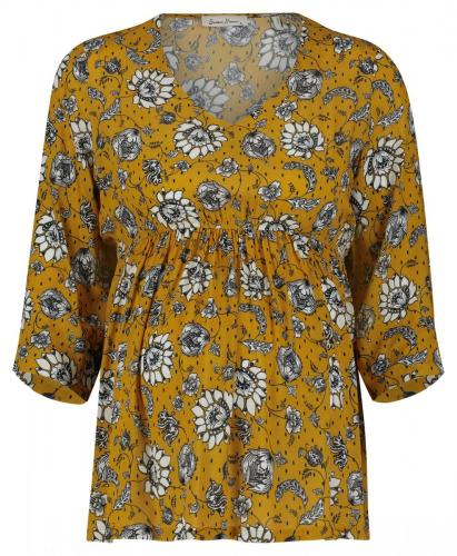 Queen Mum Bluse, XS-XL,            € 79,95