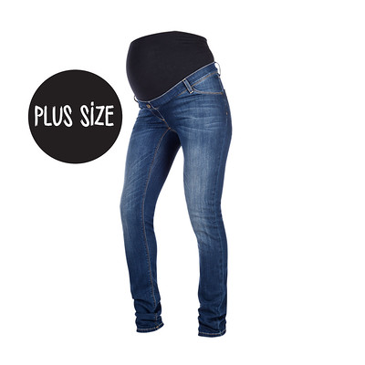 Love2Wait, slim Jeans, stone wash, Plussize, 34/34-44/34, € 69,95
