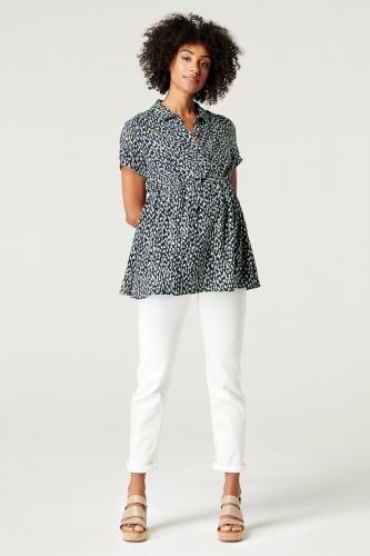 Esprit, weiße cropped Jeans, 34 - 44,€ 85,95