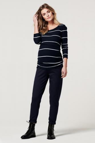 Noppies, Shirt mit Still-Funktion,blau-gestreift,XS-XXL, € 56,95