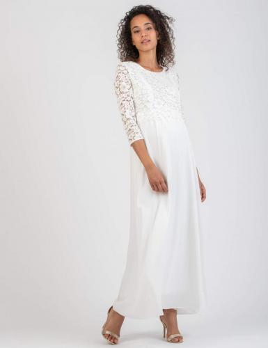 Attesa, Kleid mit Still-Funktion, cremeweiß,XS-XXL,€ 169,95