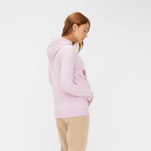 mamalicious,Hoodie aus Bio-BW,S - XL, light pink€ 39,95