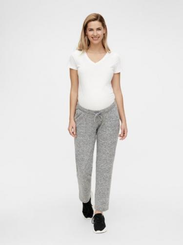 mamalicious, Jogginghose, Loungewear, angerauht, grau meliert, S-XL, € 39,95