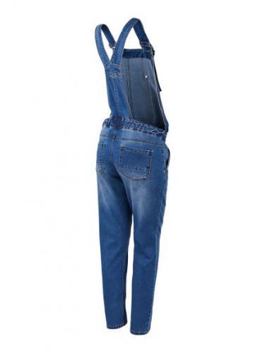mamalicious, Jeans Latzhose, loose fit, 26/32-31/32, € 69,95